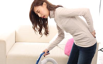 家事仕事の腰痛|小松島のはーと接骨院