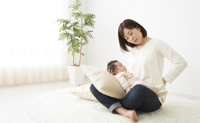 産後の腰痛|小松島のはーと接骨院